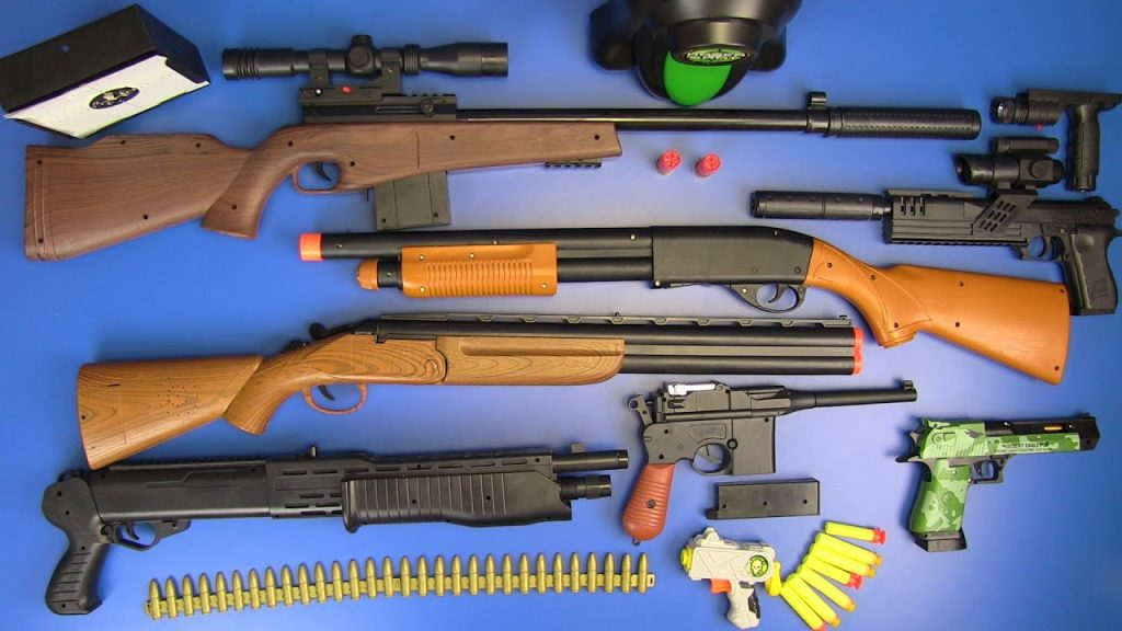 airsoft rifles for sale